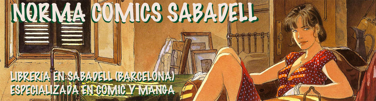 Norma Comics Sabadell
