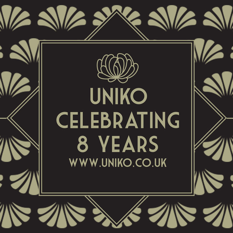 Uniko's 8th Birthday Linky Party