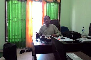 Ketua KPU PALI, Gunakan KTP Untuk Mecoblos