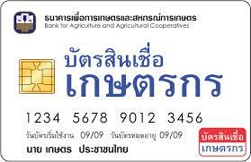 ใช้บัตรสินเชื่อเกษตรกร ซื่อ บูม99 ได้แล้ว ทั่วประเทศ
