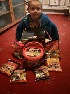 Haribo Halloween Selection