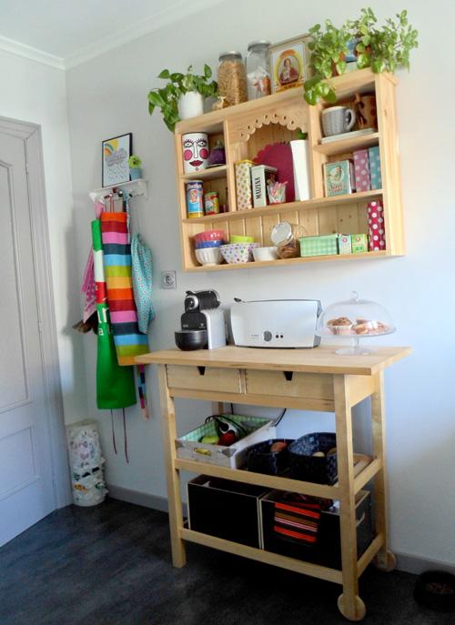 Lalole blog mi cocina para el desafio de blad for Cocinas recicladas