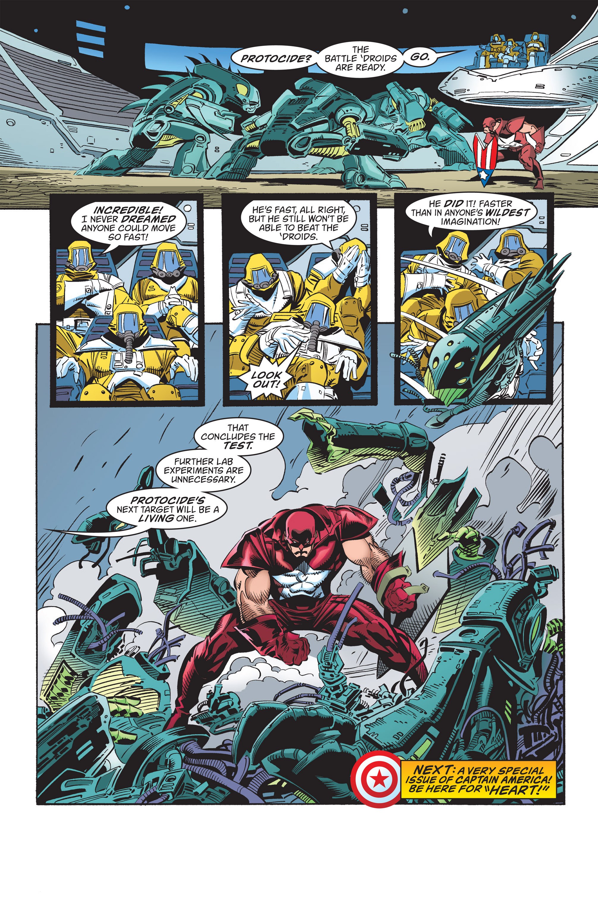 Captain America (1998) Issue #31 #37 - English 23