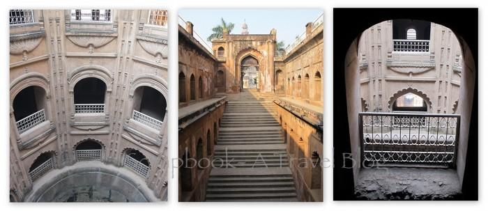 Shahi Bawli Lucknow