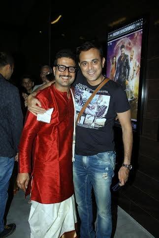 Premiere of Shreyas Talpade starrer 'Baji'