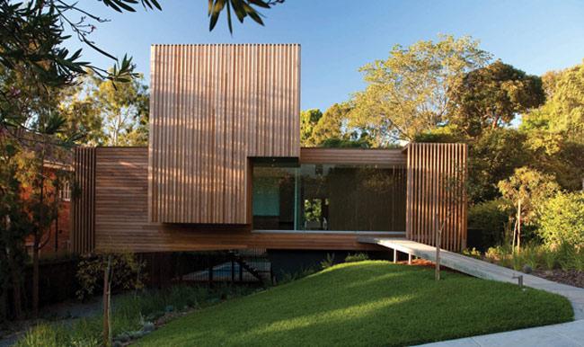 Casas madera - Vigas de madera baratas ...