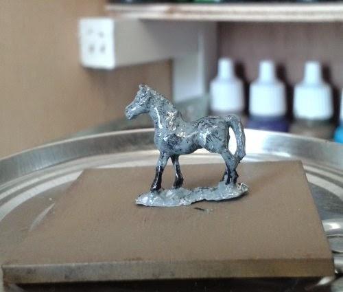 Blue Roan Horses picture 3