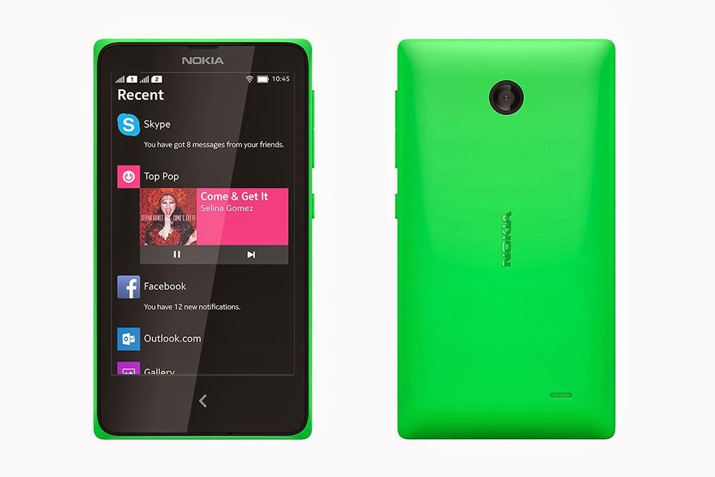 Microsoft Hentikan Produksi Nokia Android