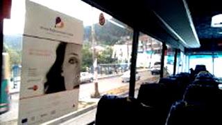 Συνεργασία του Κέντρου Συμβουλευτικής Γυναικών θυμάτων Βίας με Αστικά ΚΤΕΛ Καστοριάς (φωτογραφίες)