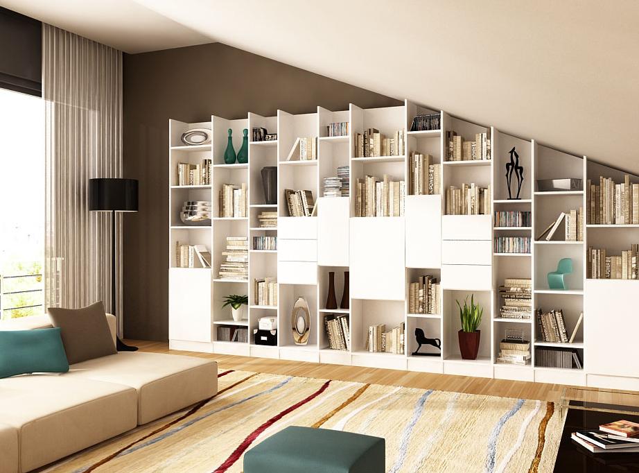 Repisas y estantes com lima peru libreros - Librerias estanterias modernas ...
