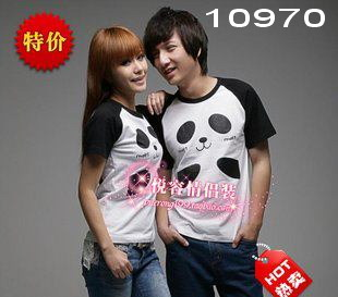 kaos couple korea