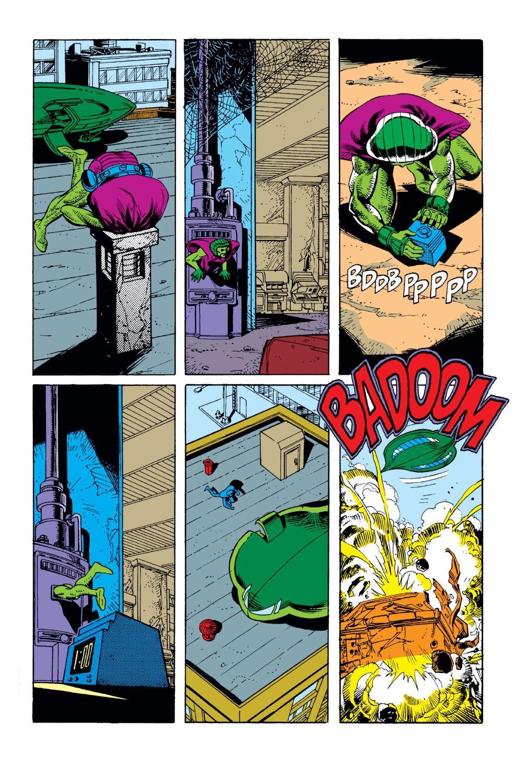 Captain America (1968) Issue #365 #298 - English 22