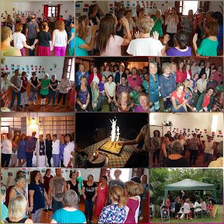 Celebración de los 20 años del primer Tinku en Uruguay