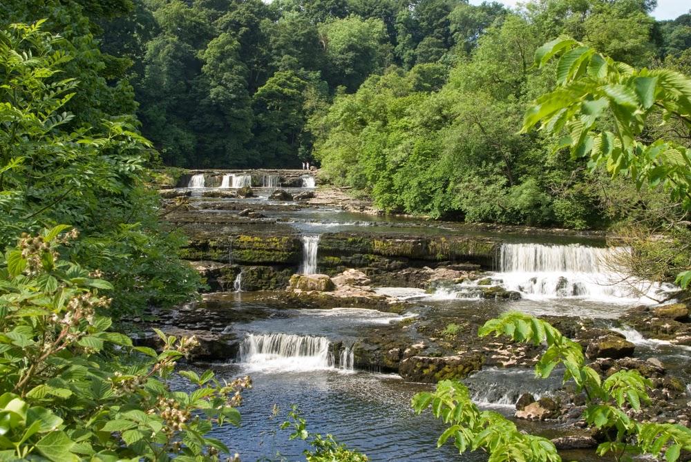 Aysgarth Falls, Wensleydale