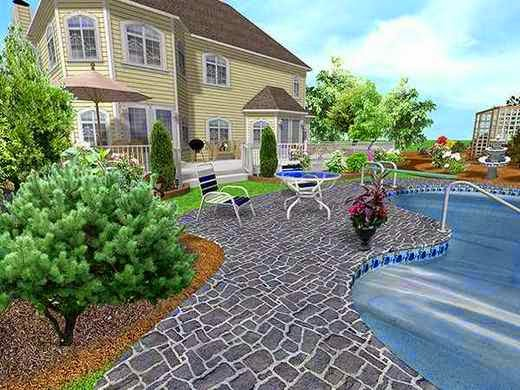 My landscape ideas paul for Virtual garden design