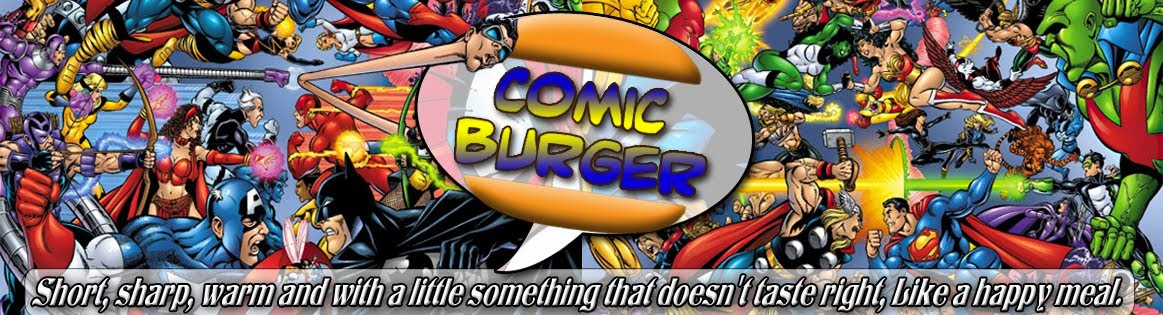 Comic Burger
