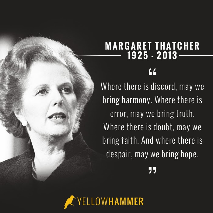 "margaret thatcher leadership Transformational leadership i watched a documentary this week on prime minister margaret thatcher i was intrigued to learn about this famous woman leader that meryl streep played in ""the iron lady."