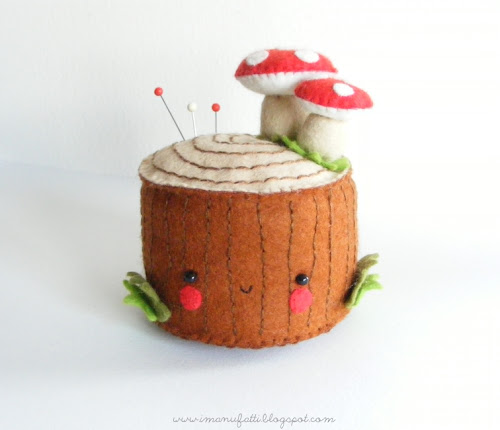 http://bugsandfishes.blogspot.com/2014/02/guest-post-felt-tree-stump-pincushion.html