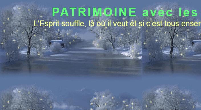 NOTRE PATRIMOINE