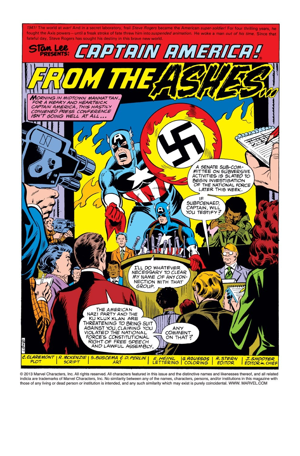 Captain America (1968) Issue #237 #152 - English 2