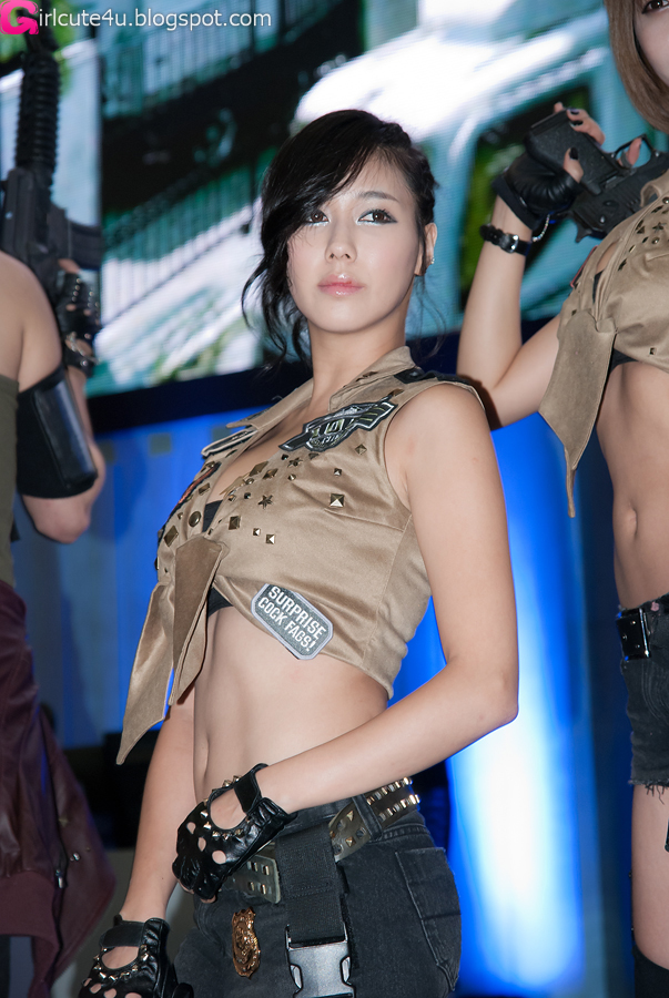 xxx nude girls: The Rocker - Choi Byeol Yee
