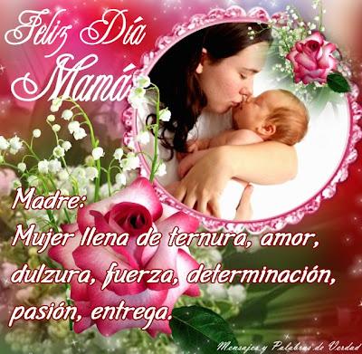 Feíz día Mamá