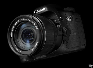 Camera Canon EOS 7D Body Kit1