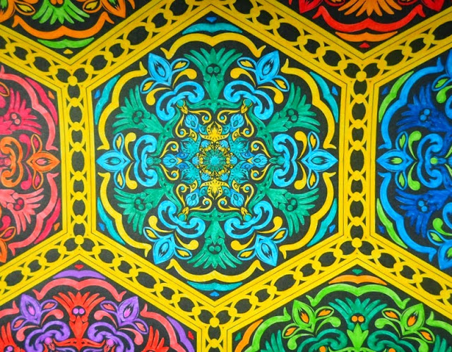 Coloriage-Adulte-Mandala