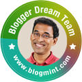 I am part of the Blogger Dream Team!