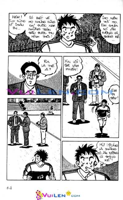 Jindodinho - Đường Dẫn Đến Khung Thành III Tập 63 page 64 Congtruyen24h