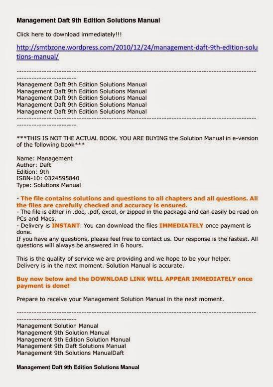 OPERATIONS MANAGEMENT KRAJEWSKI 9TH EDITION SOLUTIONS MANUAL