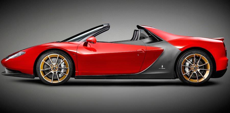 フェラーリ・セルジオ 市販車
