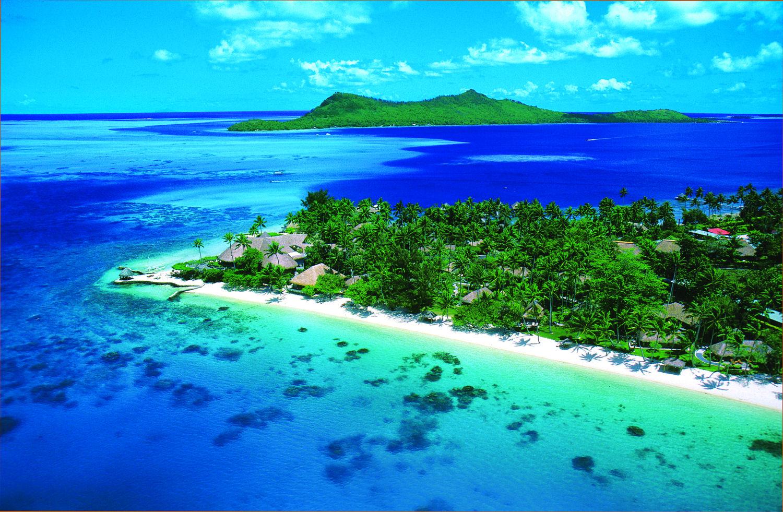Wonderful planet Tahiti azee