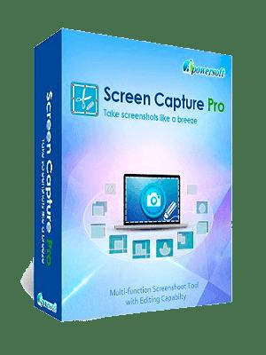 Apowersoft Screen Capture Pro (v1.3.3)(Mega)