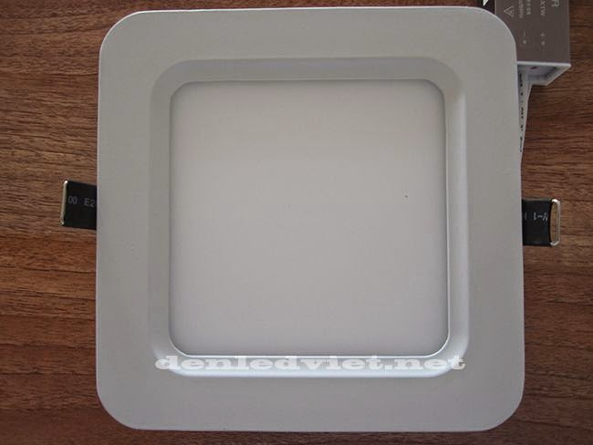 den led downlight sieu mong