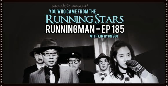 Running Man Episode 185
