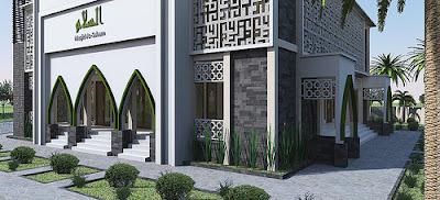 cv.grc karya cipta mandiri: 10 contoh desain masjid