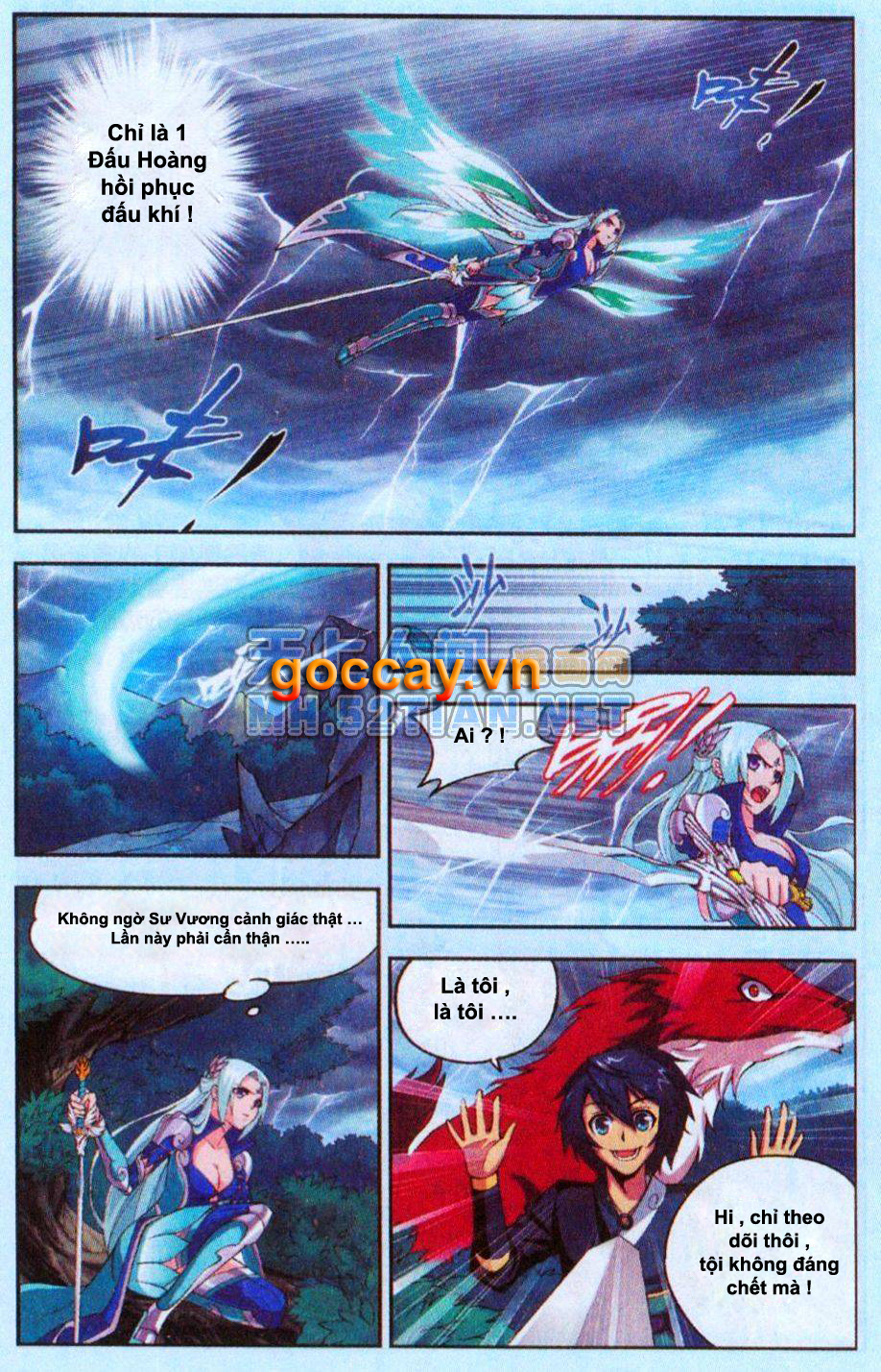 Đấu Phá Thương Khung chap 28 page 12 - IZTruyenTranh.com