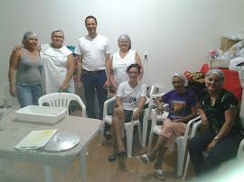 Evangelização na UPA - Rio Branco-AC