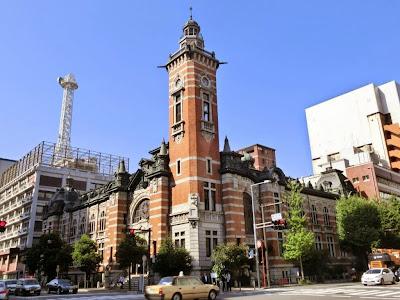 横浜開港記念会館:ジャックの塔