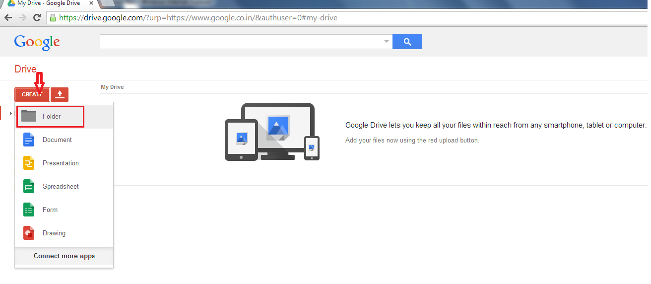 how to make folder on google keep