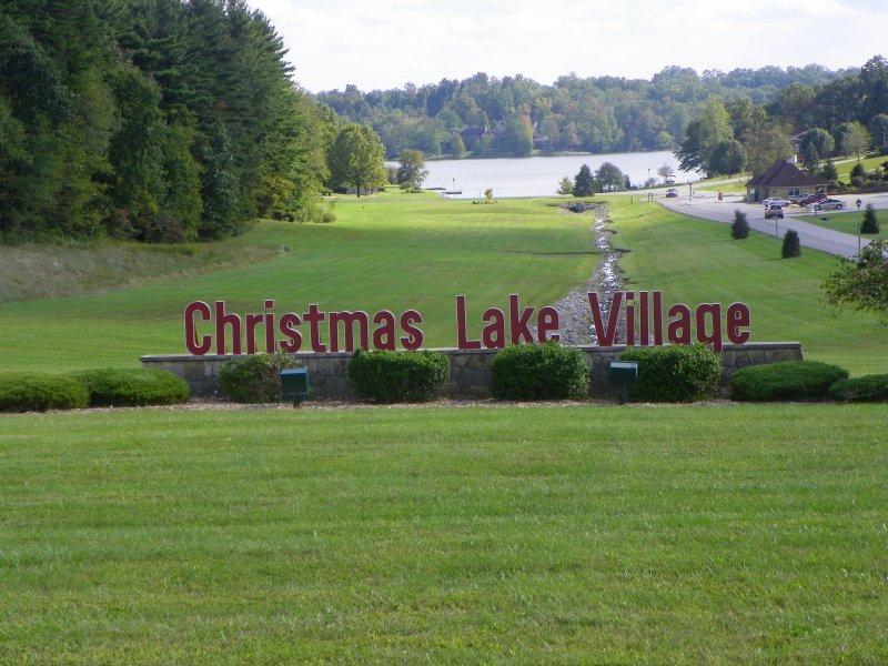 Christmas Lake Village