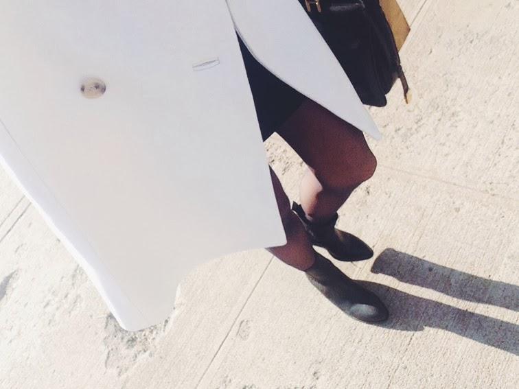 Sheer nylons Alexander Wang Anouck boots