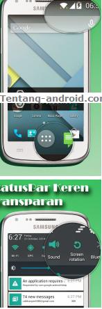Lollicop Rom Samsung Galaxy Core GT-I8262 Custom Rom Android v5.0 Lollypop Terbaru