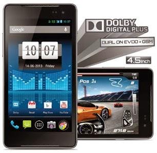 Smartfren Andromax U2 Android Phone Murah Rp 1 Jutaan