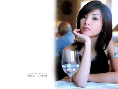 Rena Tanaka Sexy Wallpaper