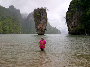 James Bond Island,Phuket