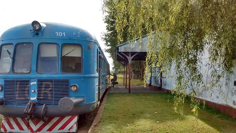 Estación del F.N.G.R.