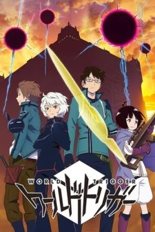 World Trigger Capitulo 19