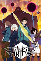 World Trigger Capítulo 55